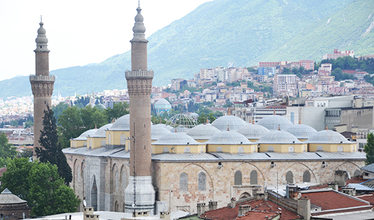 Bursa-Grand-Mosque-Turkey-Ulu-Cami
