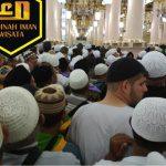 Tips Puas Beribadah di Raudhah