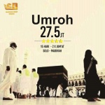 Umroh Promo Bintang 5 Malaysia Airline
